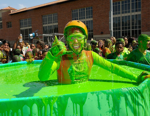 apolo ohno slimed