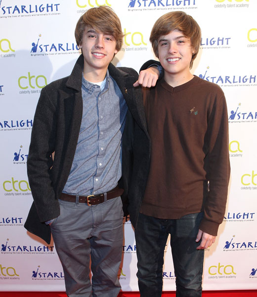 dylan sprouse kca, cole sprouse kca