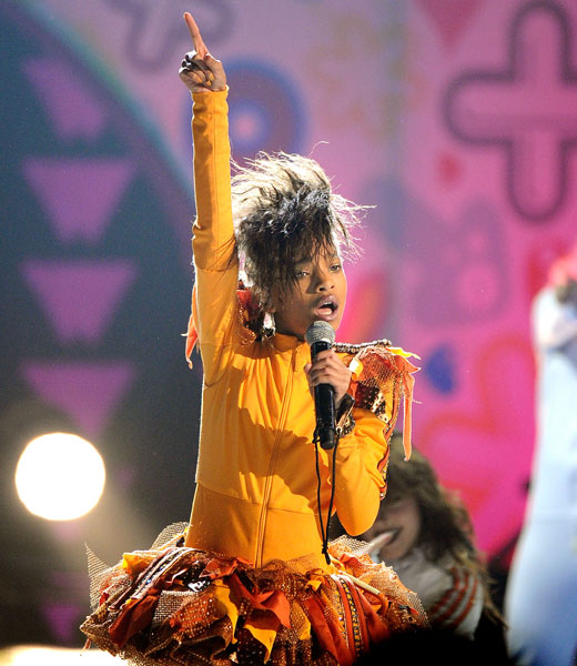 willow smith kca performace