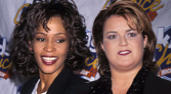 Whitney Houston and Rosie O'Donnell (1996)