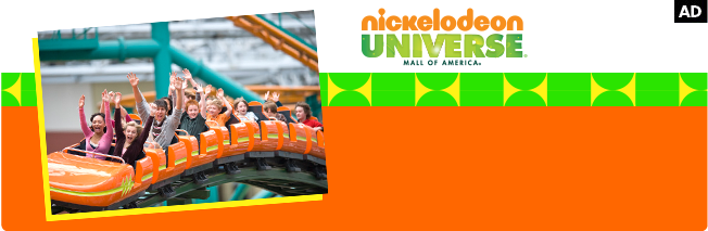The first and only Nickelodeon theme park features 27 themed rides and attractions, as well as meet and greets with Nickelodeon characters. You can also enjoy shopping in the largest Nickelodeon store in the world.
