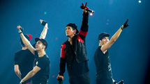 Big Time Rush 'Better With U Tour': Houston picture