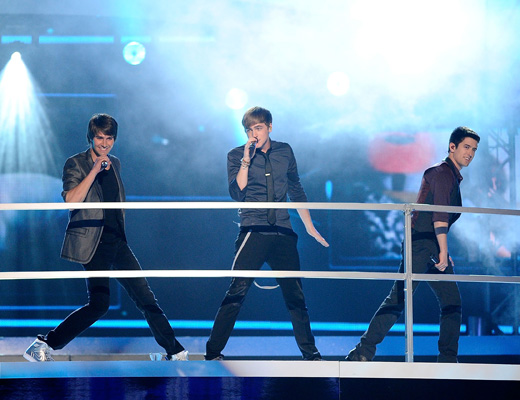big time rush kca