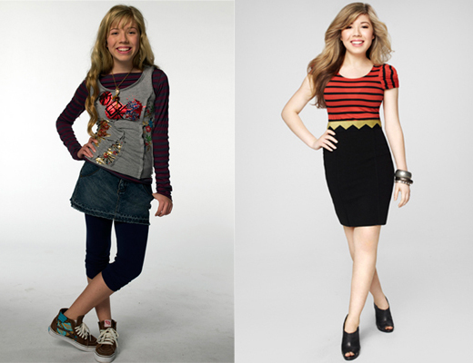 icarly then and now