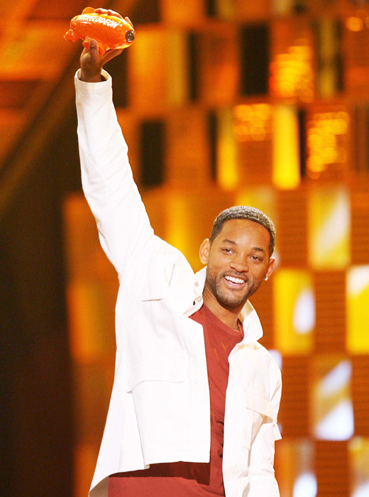 Will Smith KCA 2012