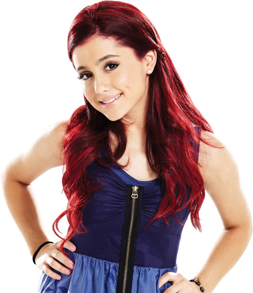 Is Cat S Personality Ariana