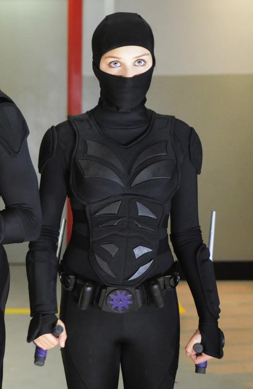 Gracie Dzienny Supah Ninjas