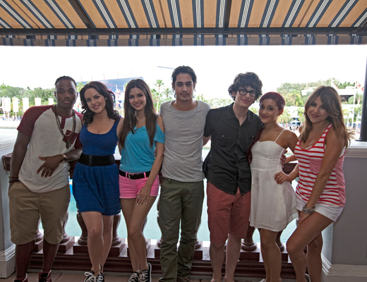 Victorious Cast and Crew