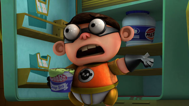 Fanboy   Chum Chum  Book Report of the Dead Stan Arctica  TV     Pinterest