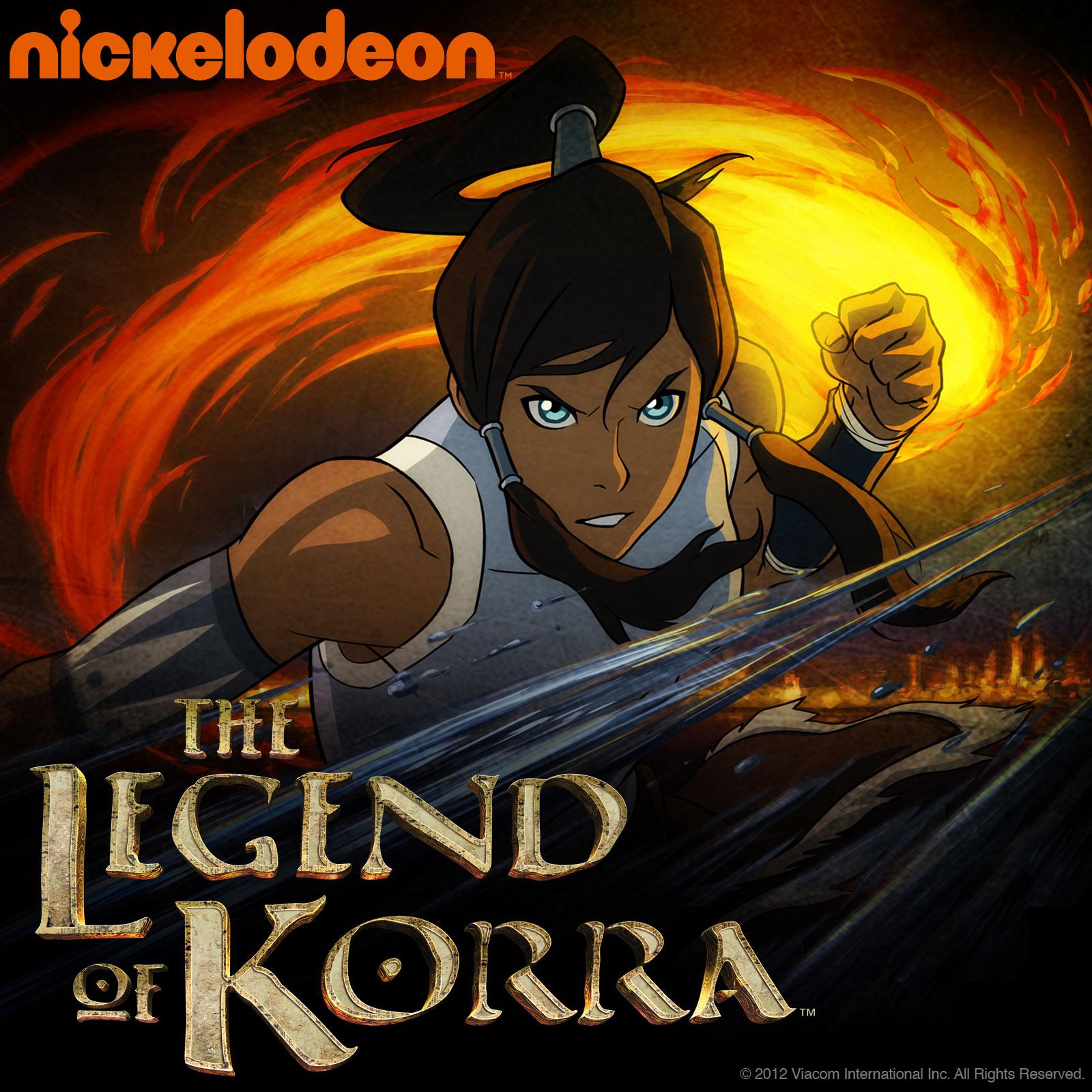 <![CDATA[The Legend of Korra]]>