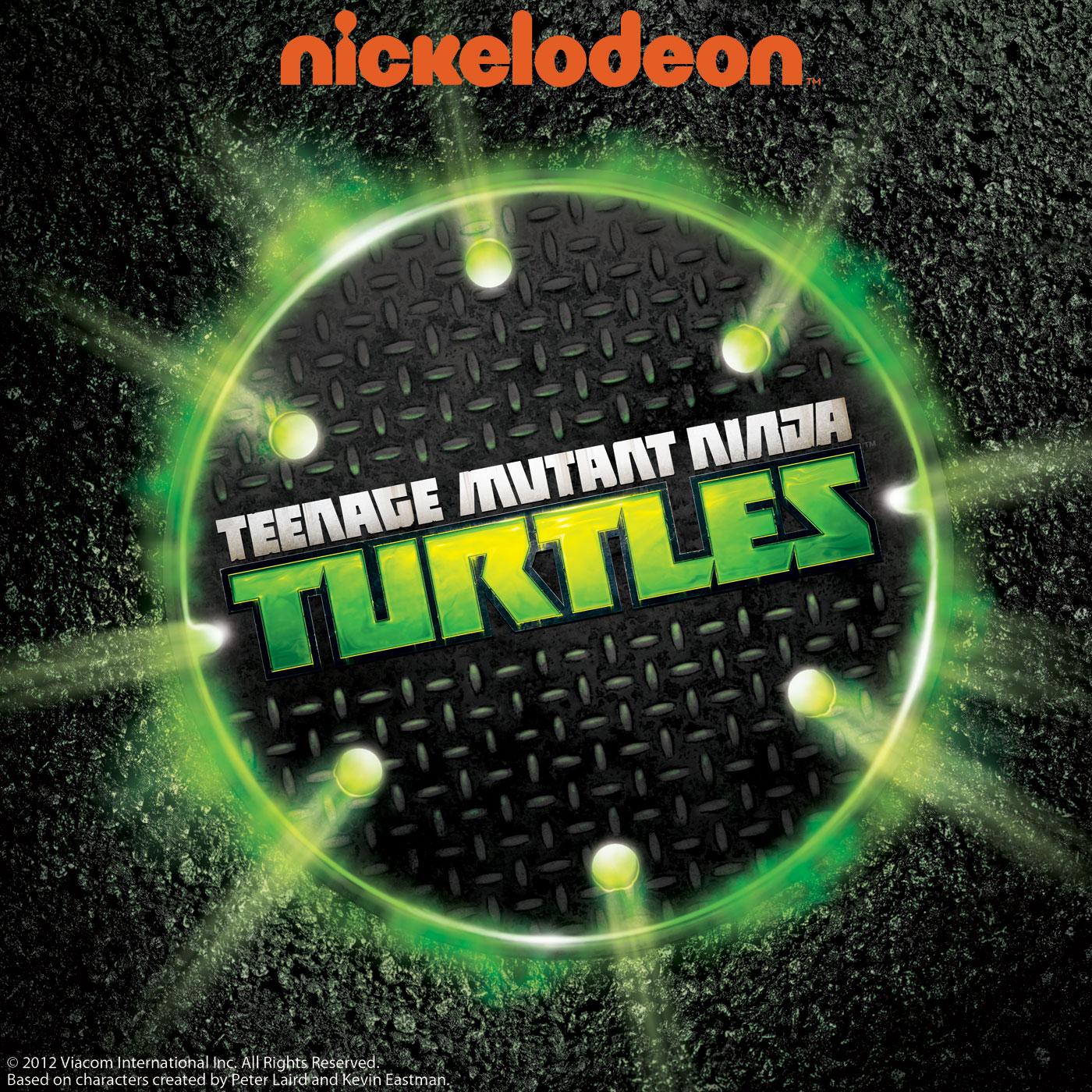 <![CDATA[Teenage Mutant Ninja Turtles]]>